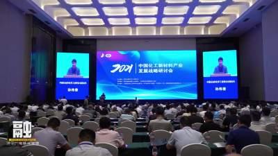 2021年中国化工新材料产业发展战略研讨会在金乡召开