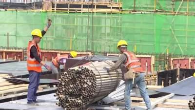 加快施工进度!黄屯街道棚户区改造项目确保按时完成建设任务
