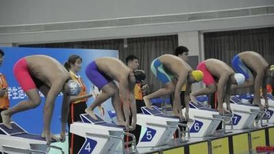 第十四届全国学生运动会游泳项目圆满落幕 山东队共获得13金