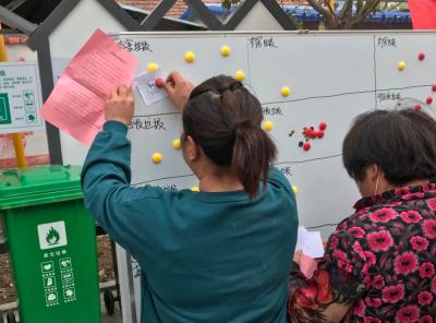 垃圾分類進鄉村 魚臺142個村實施垃圾分類