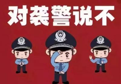 有期徒刑六個月 濟寧高新區首例涉襲警罪案判了!