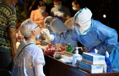 武漢市公布全員核酸檢測結果