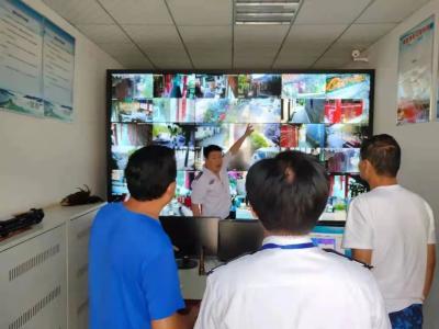 任城區文化市場綜合執法大隊開展夏季安全生產專項整治行動