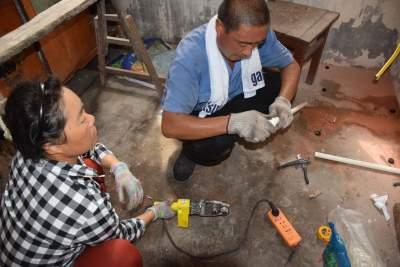 吳村鎮:扎實推進氣代煤 清潔取暖惠民生