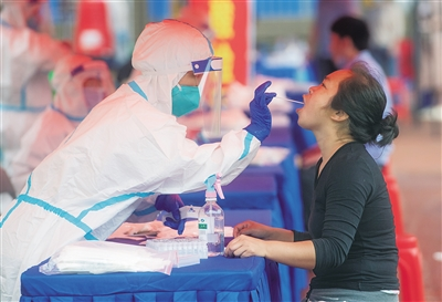 方便市民就近检测 济宁市免费核酸检测采样点增至65个