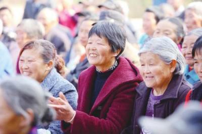 山東新建小區每百戶擬至少配建20平米養老服務設施