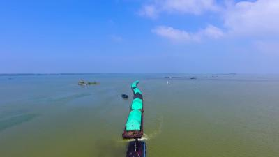 京杭大運河,世界上最長的人工河