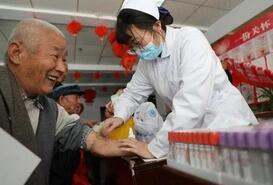 兗州為1220名重點優撫對象免費健康查體