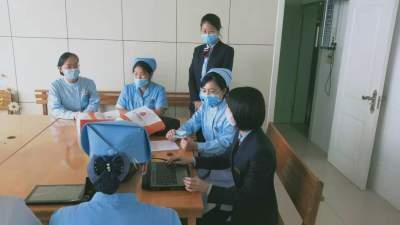 魚臺農商銀行移動廳堂金融服務隊爭做鄉村振興好幫手