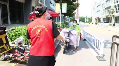 邹城6000余名志愿者投身疫情防控一线