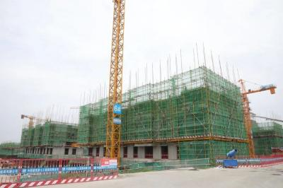 濟寧高新區王因街道棚戶區改造項目進展順利