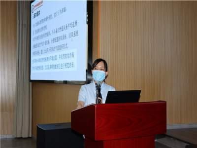 全員培訓新冠肺炎防控知識 堅決打贏疫情防控阻擊戰