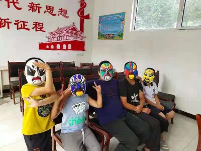绘制京剧脸谱 感受国粹魅力 让京剧文化走进青少年生活