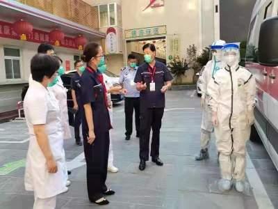 任城區婦幼保健院多措并舉全面夯實疫情防控工作