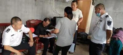 金鄉縣開展漁業安全隱患專項治理行動