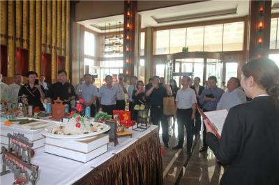 色香味俱全!首屆山東省飯店業精品菜展示交流活動在濟寧市舉辦