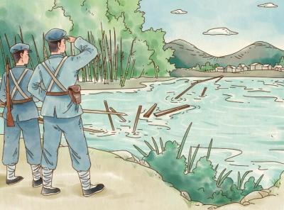"""跨越80多年的兩座""""紅軍橋"""""""