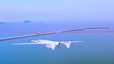 一次无人机运输任务背后的数字化转型