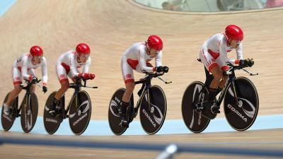 喜報!濟寧籍運動員王素素摘全運會場地自行車項目金牌