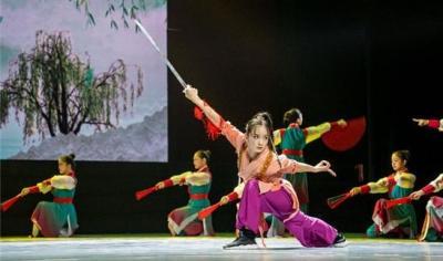重现忠义豪情 第十三届中国(梁山)水浒文化旅游节开幕