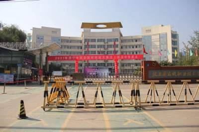 ?傳承工匠精神 打造中國品牌 濟寧舉行職業院校技能大賽