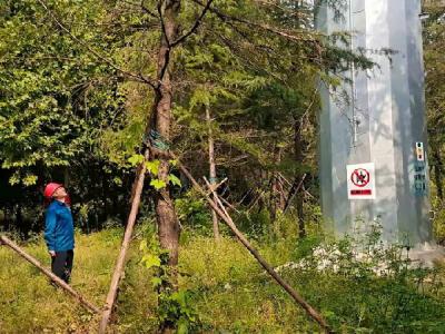 国网济宁供电公司开展一级保电防护保电网安全运行