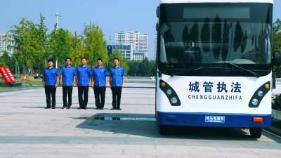 汶上县综合行政执法局 以党建让城市管理有力度 服务百姓有温度