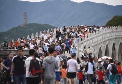 文旅部:中秋、国庆假期出现咳嗽发热应停止游览