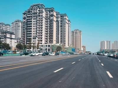 提升城市形象 济宁高新大道提升工程9月底竣工