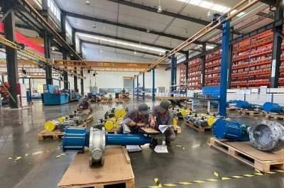 蝶变丨邹城废旧老矿区变精密制造产业园