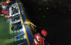 贵州客船侧翻事故9人救治无效死亡 仍有6人失联