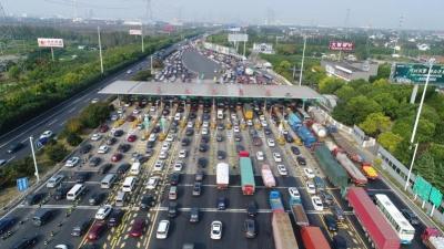 中秋假期首日全国主要道路交通安全形势平稳