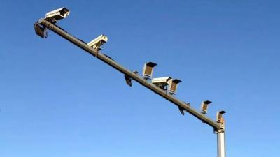 9月27日起,济宁将新启用三处电子监控抓拍点