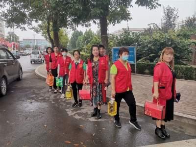 济东义工团:节日慰问送温暖 真情关怀暖人心