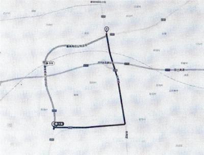 9月6日至25日,G327康驛互通汶上至任城長溝方向匝道封閉施工