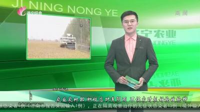 农业农村部:积极应对连阴雨  不误农时抓好抢收抢种