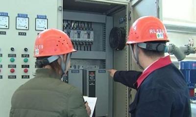邹城加大供热供气设施排查 全力做好供热准备
