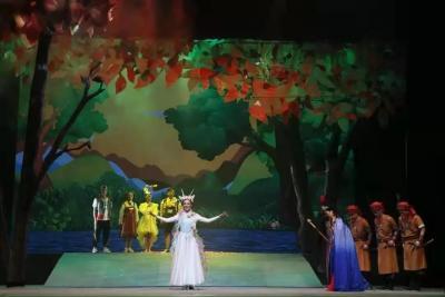 《九色鹿》重磅归来!10月24日来声远舞台重温经典