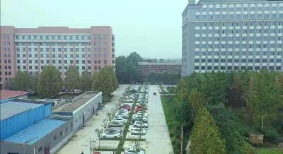 系统优化设施配置 戴庄医院新建停车场正式投用