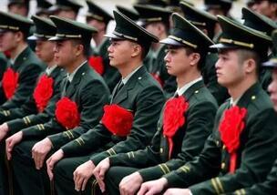 邹城市2021年由政府安排工作退役士兵安置公告
