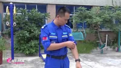 """兖州蓝天救援队 """"救""""在身边 护平安"""