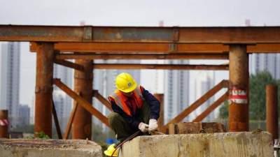 太白湖新区桥梁工程有新进展,渔皇路跨老运河桥下部施工基本完成