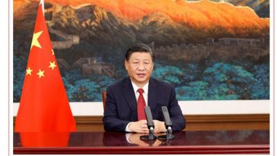 """""""中國人民是具有偉大創造精神的人民"""""""