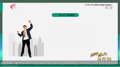 《中華人民共和國鄉村振興促進法》第六章組織建設