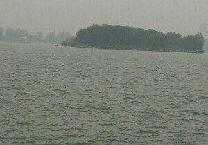 山东黄河干流汛情趋于平稳 东平湖老湖降至警戒水位