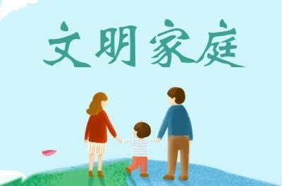 第二届省级文明家庭杨保建家庭:小家系大爱