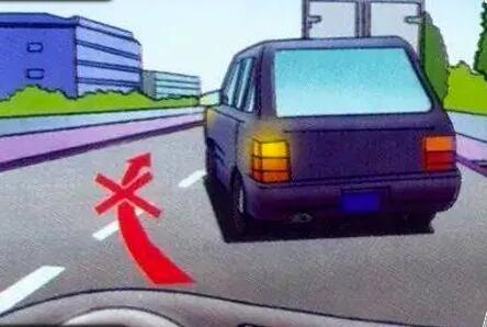 遇到前方车辆正在超车,您会跟随超车吗?